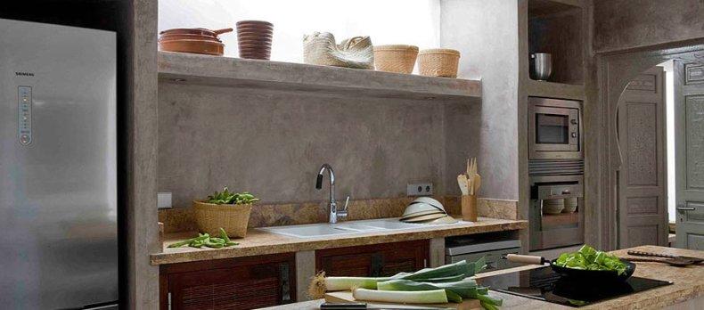 Cocinas de cemento pulido   imagui
